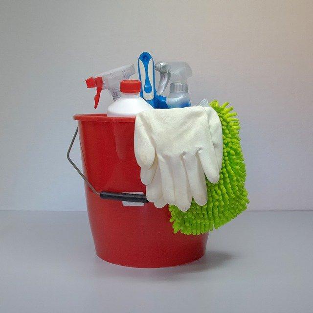 Unsere Reinigungskräfte