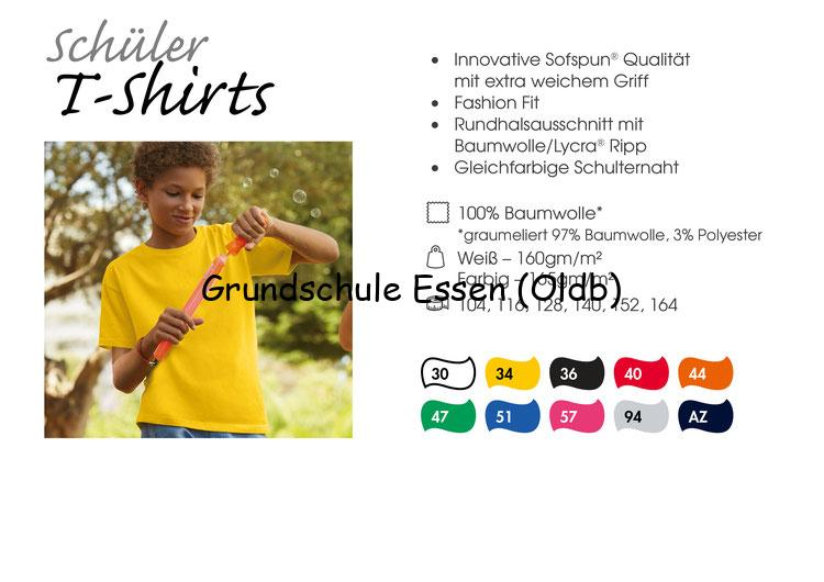T-Shirt-Bestellung