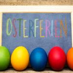 Infos zum Schulbetrieb nach den Osterferien
