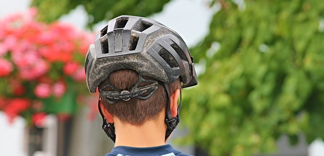 Fahrradhelmverlosung
